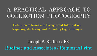 A Practical Approach To Collection Photography