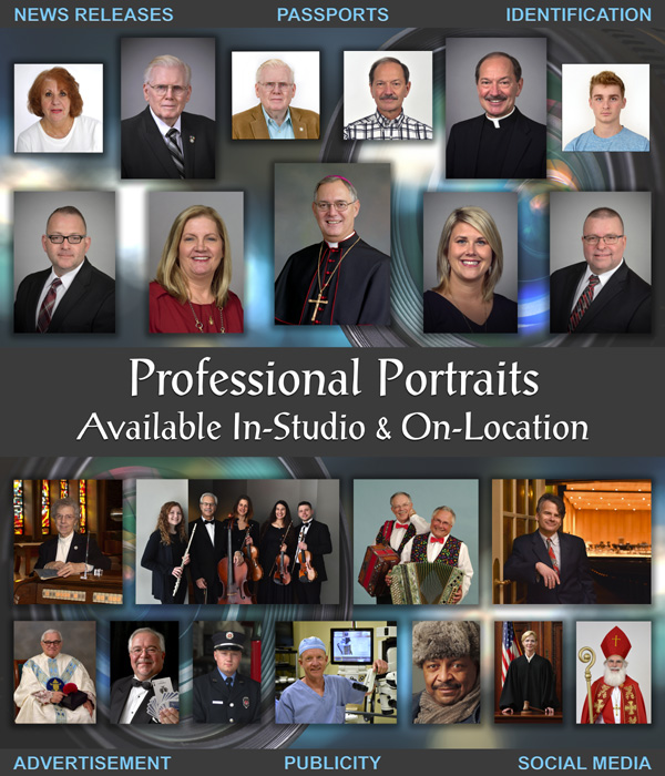 Portrait Photography Poster